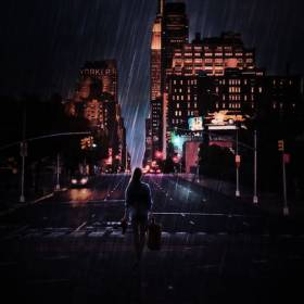 Welcome To New York<span>Photomanipulation</span>